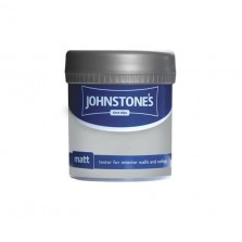 Johnstones Vinyl Emulsion Tester Pot 75ml Manhattan Grey (Matt)