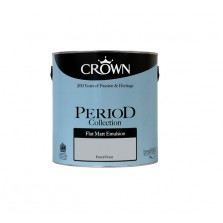 Crown Period Colours Emulsion Paint 2.5L Pencil Point (Matt)
