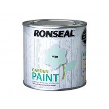 Ronseal Garden Paint 250ml Mint