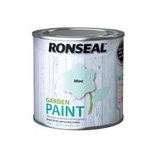 Ronseal Garden Paint 2.5L Mint
