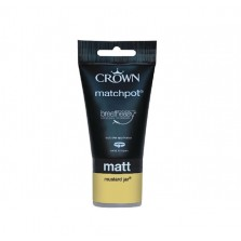 Crown Tester Pot 40ml Mustard Jar (Matt)