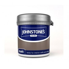 Johnstones Vinyl Emulsion Tester Pot 75ml Mocha (Matt)