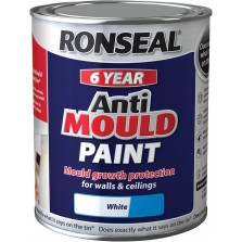 Ronseal Anti-Mould 2.5L White Matt