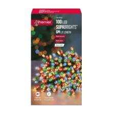Christmas Supabrights 6m Multi Colour
