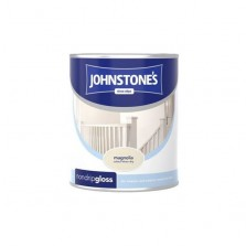 Johnstones Non Drip Gloss Paint 750ml Magnolia
