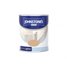 Johnstones Non Drip Gloss Paint 750ml Oatcake