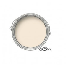 Crown Period Colours Emulsion Paint Tester Pot 40ml Old English White (Matt)