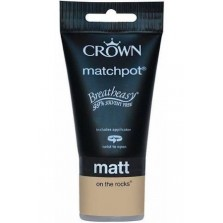 Crown Tester Pot 40ml On The Rocks Matt