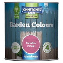 Johnstones Garden Colours Paint 1L Paradise Petals