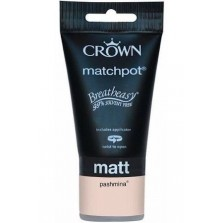Crown Tester Pot 40ml Pashmina Matt