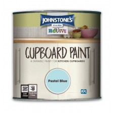 Johnstones Revive Cupboard Paint 750ml Pastel Blue