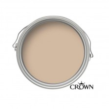 Crown Period Colours Emulsion Paint 2.5L Gentle Yellow (Matt)