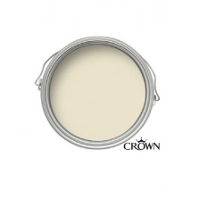 Crown Period Colours Emulsion Paint 2.5L Parsonage Cream (Matt)