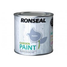 Ronseal Garden Paint 250ml Pebble