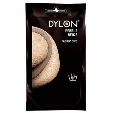 Dylon Fabric Hand Dye 50g Pebble Beige