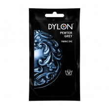 Dylon Fabric Hand Dye 50g Pewter Grey