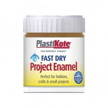 PlastiKote Enamel Paint 59ml Nut Brown Gloss
