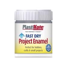 PlastiKote Enamel Paint 59ml Pewter