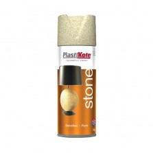 PlastiKote Spray Paint 400ml Soap Stone