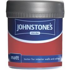 Johnstones Vinyl Emulsion Tester Pot 75ml Red Spice (Matt)