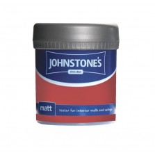 Johnstones Vinyl Emulsion Tester Pot 75ml Rich Red (Matt)