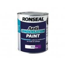 Ronseal Anti Condensation 750ml  White Matt