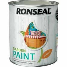 Ronseal Garden Paint 750ml Sunburst