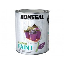 Ronseal Garden Paint 750ml Purple Berry