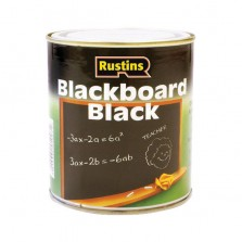 Rustins Blackboard Paint 1l