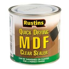 Rustins MDF Sealer 500ml