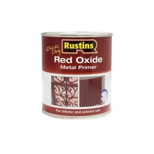Rustins Red Oxide Metal Primer 250ml