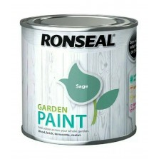Ronseal Garden Paint 750ml Sage