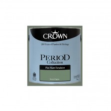 Crown Period Colours Emulsion Paint 2.5L Steam Engine Matt