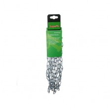 Supafix Knotted Chain Zinc Plated 2.5m