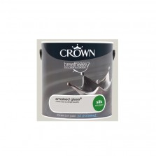 Crown Emulsion Paint 2.5L Smoked Glass Silk