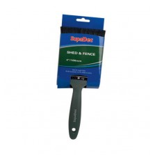 "Supadec 4"" Shed & Fence Brush"