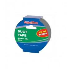 Supadec Duct Tape 48mm x 50m Silver