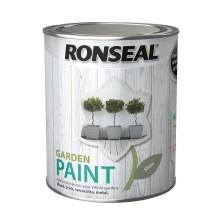Ronseal Garden Paint 750ml Slate