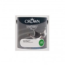 Crown Emulsion Paint 2.5L Spotlight Silk