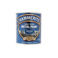 Hammerite Metal Paint 750ml Smooth Blue