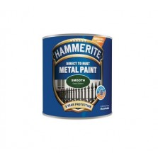 Hammerite Metal Paint 250ml Smooth Dark Green
