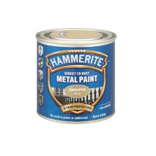 Hammerite Metal Paint 250ml Smooth Gold
