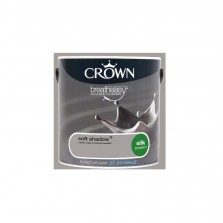 Crown Emulsion Paint 2.5L Soft Shadow Silk