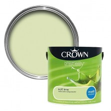 Crown Emulsion Paint 2.5L Soft Lime Matt