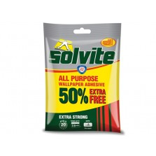 Solvite All Purpose Wallpaper Adhesive (7.5 Roll Pack)