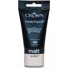 Crown Tester Pot 40ml Spotlight Matt