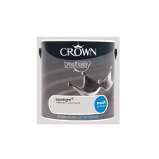 Crown Emulsion Paint 5L Spotlight Matt