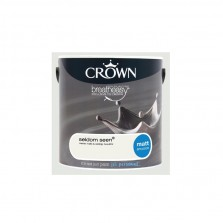 Crown Emulsion Paint 2.5L Seldom Seen Matt