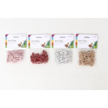 Mini Pegs (Pack of 50)