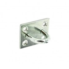 Securit S1491 Zinc Plated Security Staples 60mm (2 Pack)